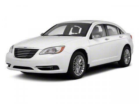 2013 Chrysler 200 for sale at NEWARK CHRYSLER JEEP DODGE in Newark DE