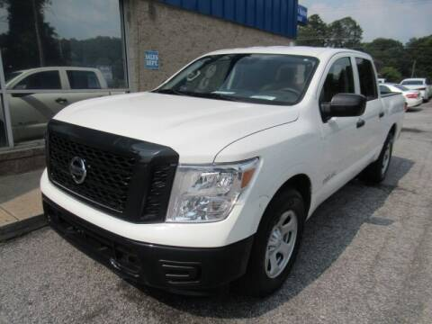 2018 Nissan Titan for sale at Southern Auto Solutions - 1st Choice Autos in Marietta GA