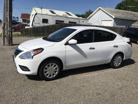 2019 Nissan Versa for sale at Valley Auto Sales in Fargo ND