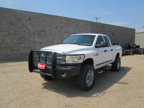 2007 Dodge Ram Pickup 2500 for sale at Stagner INC in Lamar CO