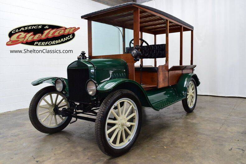 1917 Ford Model T for sale in Mooresville, NC