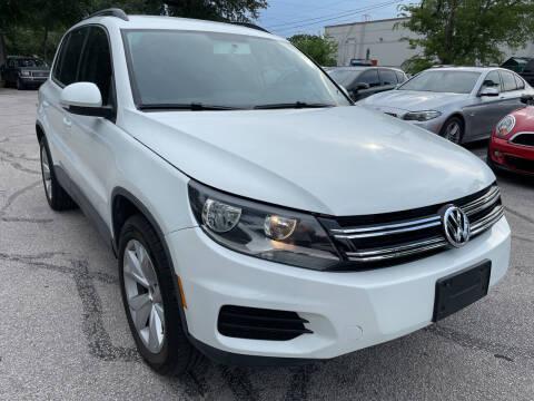 2018 Volkswagen Tiguan Limited for sale at PRESTIGE AUTOPLEX LLC in Austin TX