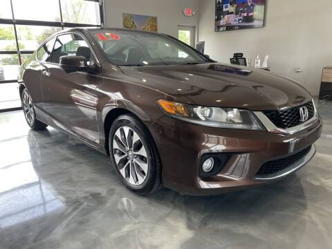 2013 Honda Accord for sale at Crossroads Car & Truck in Milford OH