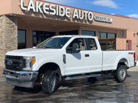 2017 Ford F-350 Super Duty for sale at Lakeside Auto Brokers Inc. in Colorado Springs CO