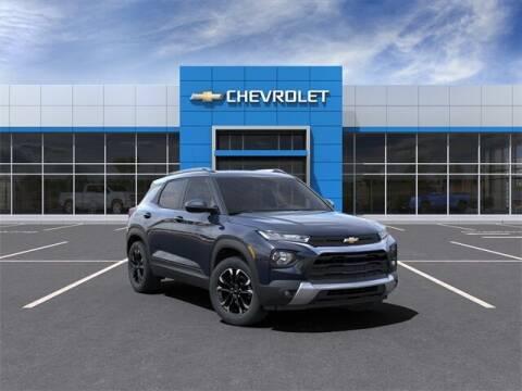 2021 Chevrolet TrailBlazer for sale at Bob Clapper Automotive, Inc in Janesville WI