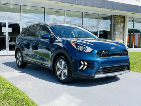 2021 Kia Niro for sale at RUSTY WALLACE CADILLAC GMC KIA in Morristown TN