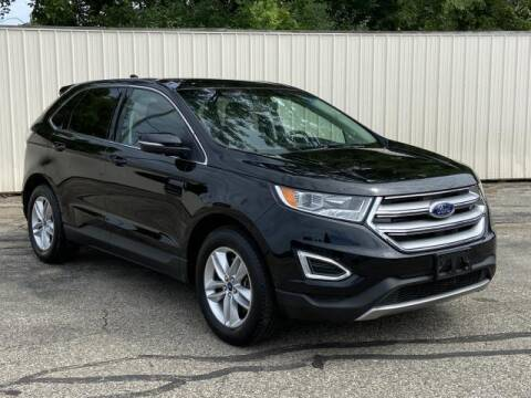 2016 Ford Edge for sale at Miller Auto Sales in Saint Louis MI
