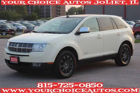 2007 Lincoln MKX for sale at Your Choice Autos - Joliet in Joliet IL