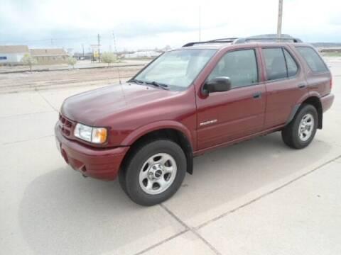 2002 Isuzu Rodeo for sale at Twin City Motors in Scottsbluff NE