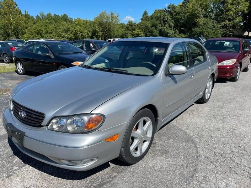 2003 Infiniti I35 for sale at Best Buy Auto Sales in Murphysboro IL