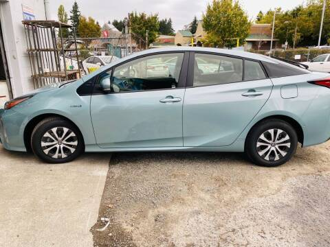2021 Toyota Prius for sale at House of Hybrids in Burien WA