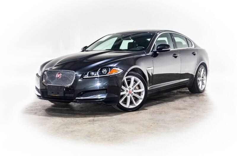 2015 Jaguar XF for sale at CarXoom in Marietta GA