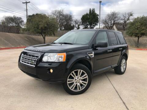 2009 Land Rover LR2 for sale at Royal Auto LLC in Austin TX