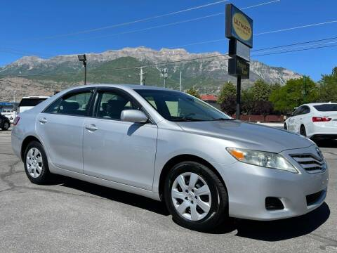 2010 Toyota Camry for sale at Ultimate Auto Sales Of Orem in Orem UT