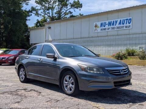 2011 Honda Accord for sale at Nu-Way Auto Ocean Springs in Ocean Springs MS