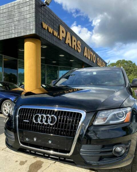 2010 Audi Q5 for sale at Pars Auto Sales Inc in Stone Mountain GA