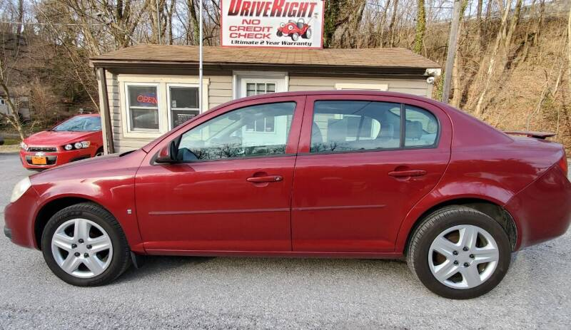 2007 Chevrolet Cobalt for sale at DriveRight Autos South York in York PA