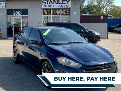 2014 Dodge Dart for sale at Stanley Direct Auto in Mesquite TX