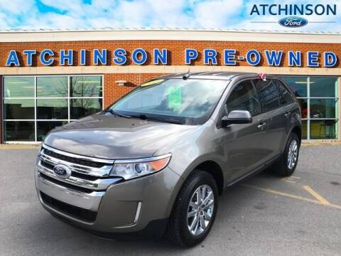 2014 Ford Edge for sale at Atchinson Ford Sales Inc in Belleville MI