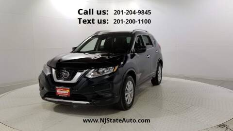 2020 Nissan Rogue for sale at NJ State Auto Used Cars in Jersey City NJ