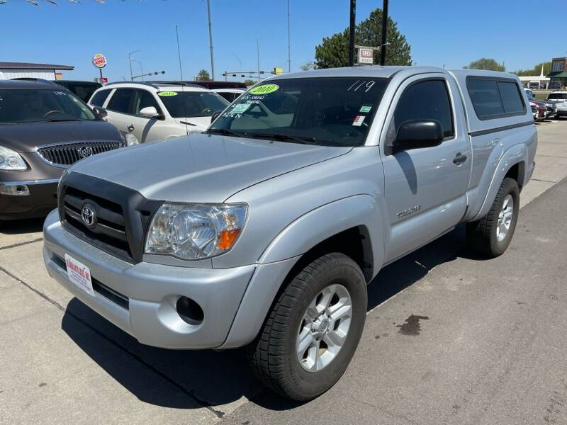 2010 Toyota Tacoma for sale at De Anda Auto Sales in South Sioux City NE