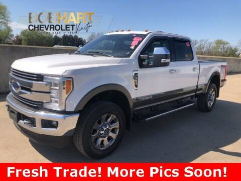 2017 Ford F-350 Super Duty for sale at BOB HART CHEVROLET in Vinita OK