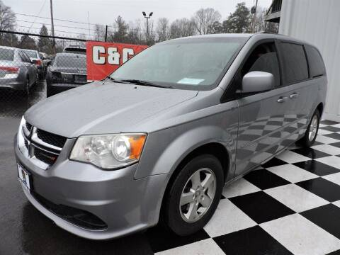 2013 Dodge Grand Caravan for sale at C & C Motor Co. in Knoxville TN