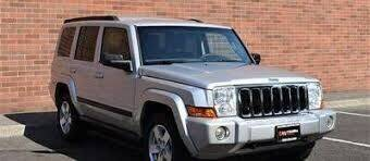 2008 Jeep Commander for sale at TROPICAL MOTOR SALES in Cocoa FL