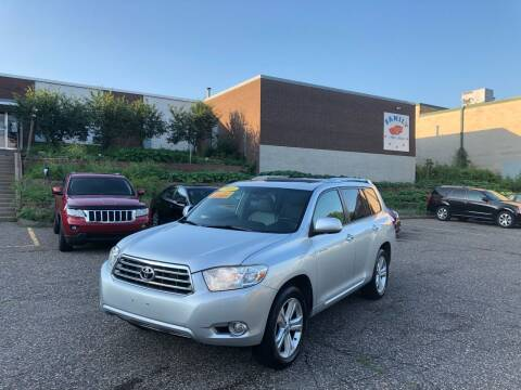 2008 Toyota Highlander for sale at Family Auto Sales in Maplewood MN
