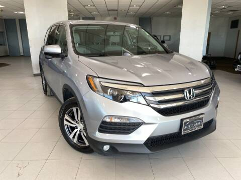2018 Honda Pilot for sale at Auto Mall of Springfield in Springfield IL