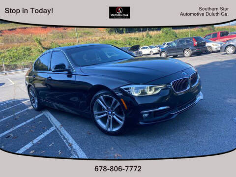 2016 BMW 3 Series for sale at Southern Star Automotive, Inc. in Duluth GA