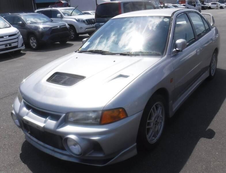 1996 Mitsubishi EVO 4 for sale at Kaler Auto Sales in Wilton Manors FL