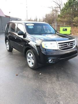 2013 Honda Pilot for sale at Newcombs Auto Sales in Auburn Hills MI