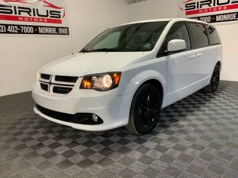 2019 Dodge Grand Caravan for sale at SIRIUS MOTORS INC in Monroe OH