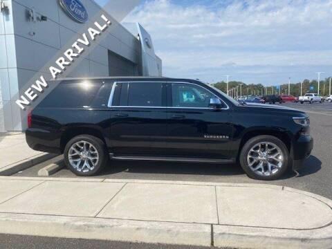 2018 Chevrolet Suburban for sale at Gentilini Motors in Woodbine NJ