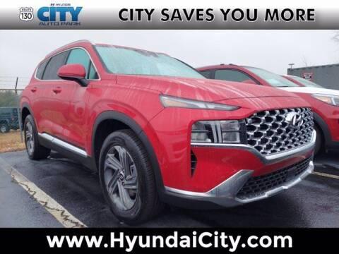 2021 Hyundai Santa Fe for sale at City Auto Park in Burlington NJ