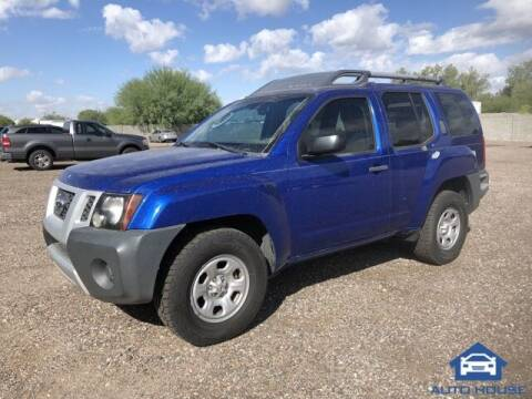 2012 Nissan Xterra for sale at Curry's Cars Powered by Autohouse - AUTO HOUSE PHOENIX in Peoria AZ