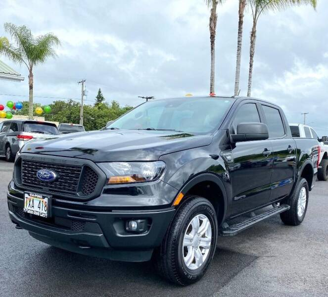 2019 Ford Ranger for sale at PONO'S USED CARS in Hilo HI
