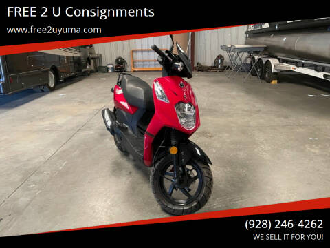 2020 Lance PCH125 for sale at FREE 2 U Consignments in Yuma AZ