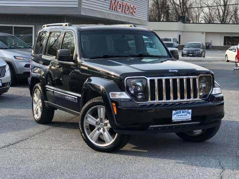 2012 Jeep Liberty for sale at Jarboe Motors in Westminster MD