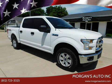 2015 Ford F-150 for sale at Morgan's Auto Inc in Paoli IN