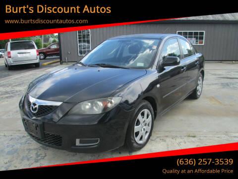 2009 Mazda MAZDA3 for sale at Burt's Discount Autos in Pacific MO