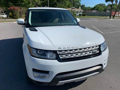 2014 Land Rover Range Rover Sport for sale at Consumer Auto Credit in Tampa FL