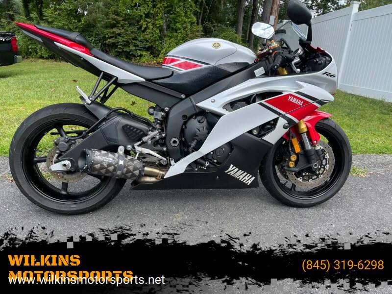 2012 Yamaha YZF-R6