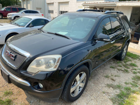 2009 GMC Acadia for sale at Car Solutions llc in Augusta KS