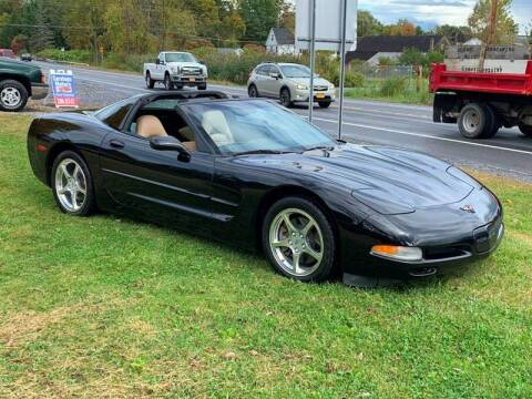 2000 Chevrolet Corvette for sale at Saratoga Motors in Gansevoort NY