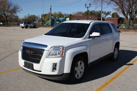 2013 GMC Terrain for sale at A-Auto Luxury Motorsports in Milwaukee WI