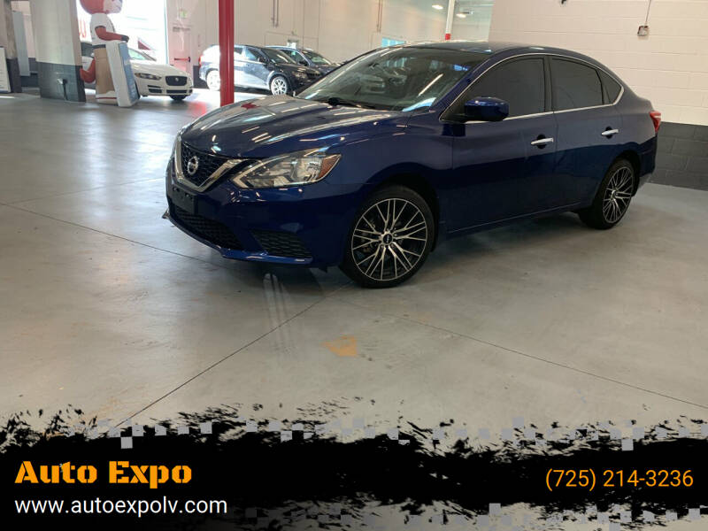 2017 Nissan Sentra for sale at Auto Expo in Las Vegas NV