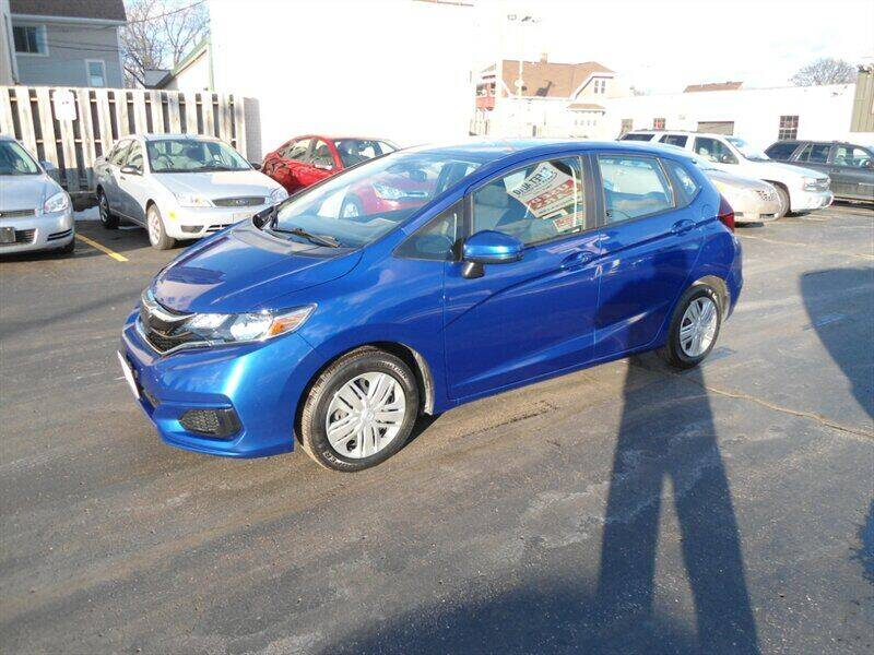 2018 Honda Fit for sale at FLEET AUTO SALES & SVC in West Allis WI