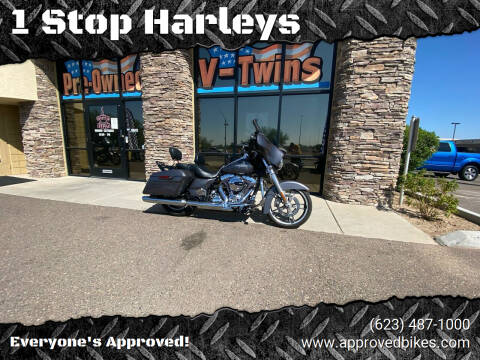 2014 Harley Davidson Street Glide Speical for sale at 1 Stop Harleys in Peoria AZ